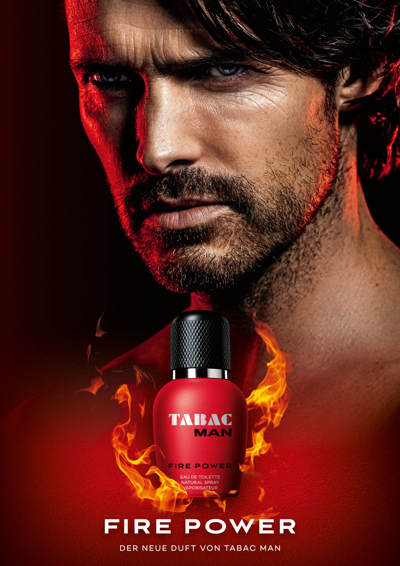 TABAC Man Fire Power Visual